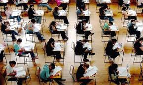 Exam Hall. Credit: Wikicommons